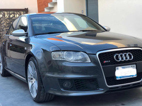 Audi Serie Rs Rs4 4.2 420hp