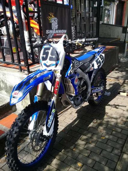 Yamaha Yz450f 2018 Yz Yz450f 450f Motocross Enduro Finca Cal