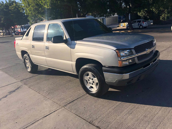 Chevrolet Avalanche 5.3 Lt Aa Ee Cd Piel 4x4 At 2004
