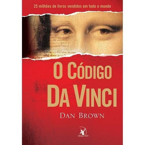 Livro O Código Da Vinci - Dan Brown - Novo - Promoção