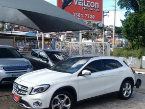 Mercedes Benz Classe Gla 200 2018 Enduro Branca Teto