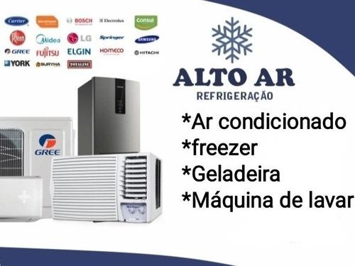Imagem 1 de 1 de Instalação De Ar Condicionado