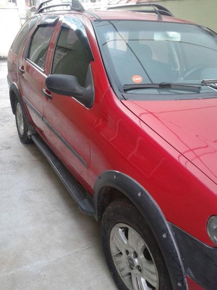 Palio Weekend Motor Zero
