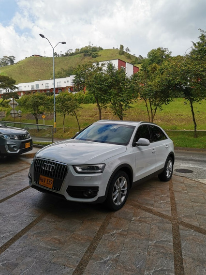 Audi Q3 Luxury 2013 75000 Km 4x4