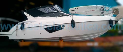 Lancha Phantom 303 Barco Iate N Ferretti Intermarine Focker