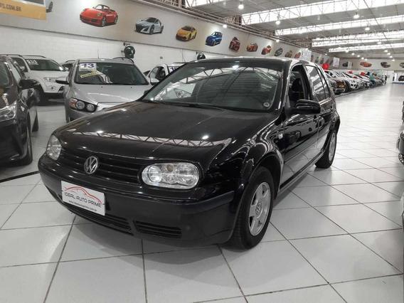 Volkswagen Golf 1.6sr 2001 Ac Troca/financio