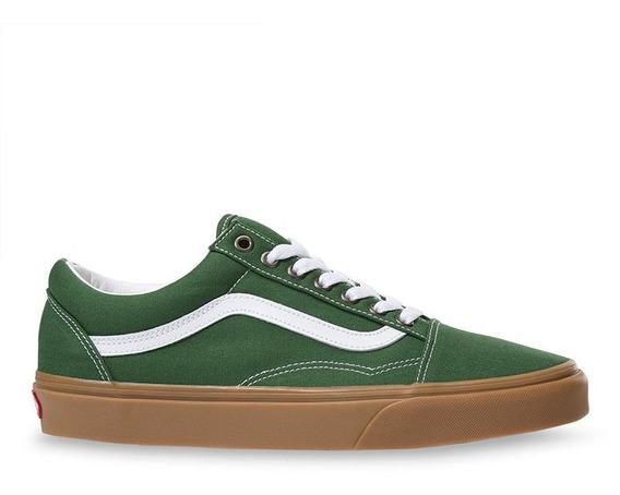Zapatillas Vans Verdes | MercadoLibre ????