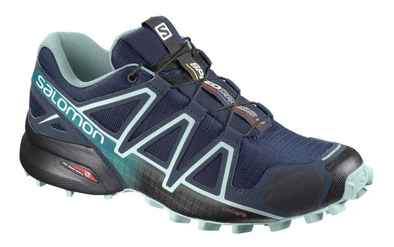 Tênis Salomon Speedcross 4 Fem - Azul