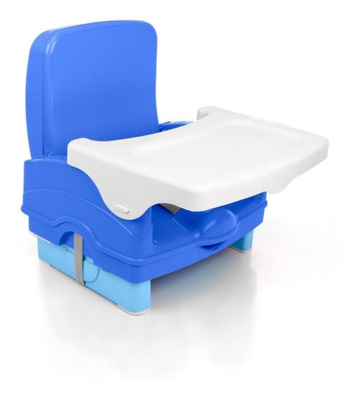 Cadeira De Refeição Portátil Smart Cosco - Azul Ou Rosa