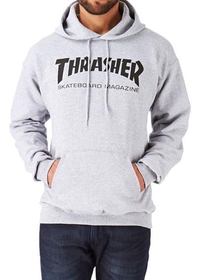 Moletom Blusa De Frio Masculino Thrasher - Promoção - 2019;