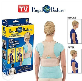 Corrector De Postura Ideal Para Dolores De Espalda Y Lumbar