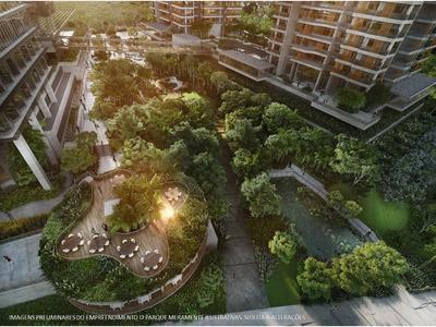 Apartamento Em Jardim Das Acácias, São Paulo/sp De 166m² 3 Quartos À Venda Por R$ 1.855.000,00 - Ap238014