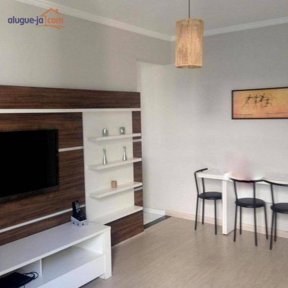 Apartamento Com 2 Dormitórios À Venda, 53 M² Por R$ 185.000 - Monte Castelo - São José Dos Campos/sp - Ap7004