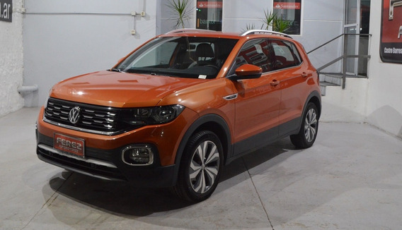 Volkswagen T-cross Highline 1.6 Msi 110cv At Rural 2019
