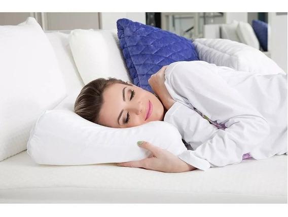 Travesseiro Cervical Performance De Látex Fibrasca Full
