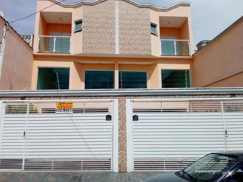 Imagem 1 de 15 de Sobrado 3 Suites - Parque Sao Lucas - V-842