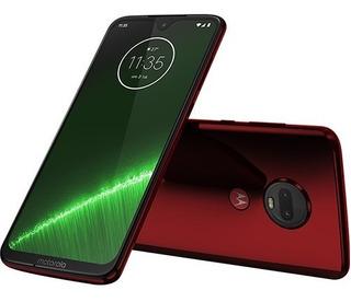 Smartphone Motorola Moto G7 Plus 64gb Dual Chip Android Rubi