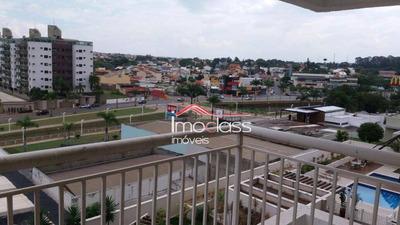 Apartamento Residencial À Venda, Vila Frezzarin, Americana - Ap0391. - Ap0391