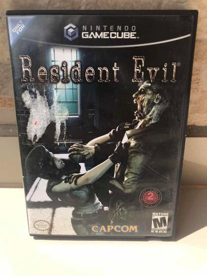 Jogo Resident Evil Remasterizado Game Cube