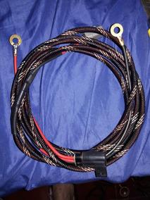 Cabo De Alimentação Para Monitor Trimble Fm 750 Completo