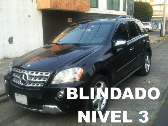 Mercedes Ml500 Blindaje Nivel 3