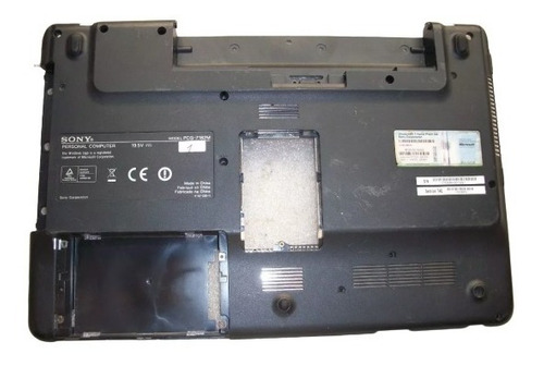 Cacasa Inferior Bottom Case Sony Pcg 7182 7182u 7182m #1