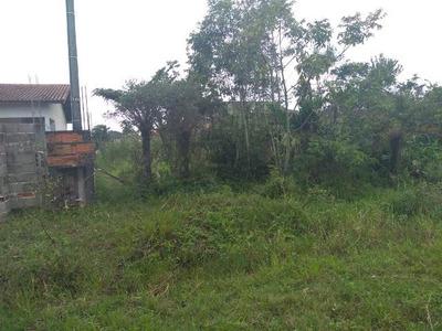 Terreno Em Itanhaém Com 360m², Lado Morro Ref 4502