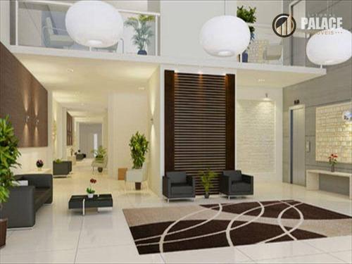 Apartamento Residencial À Venda, Canto Do Forte, Praia Grande - . - Ap1492