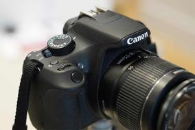 Câmera Canon Eos Regel T5