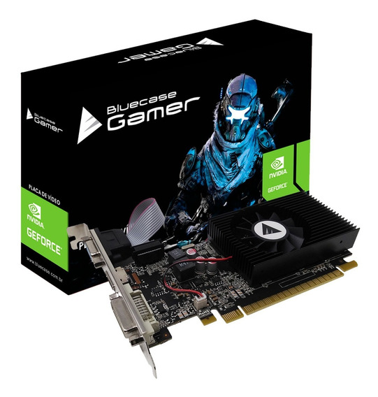 Placa De Video Gt 730 2gb Ddr3 128 Bits Nvidia Geforce Hdmi