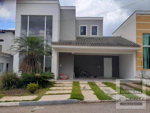 Imagem 1 de 12 de Sobrado Com 3 Dormitórios À Venda, 190 M² Por R$ 550.000,00 - Jardim Golden Park Residencial - Sorocaba/sp - So0209