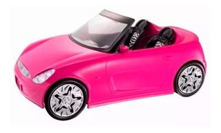 Auto Barbie Original Tv Con Accesorios Babymovil