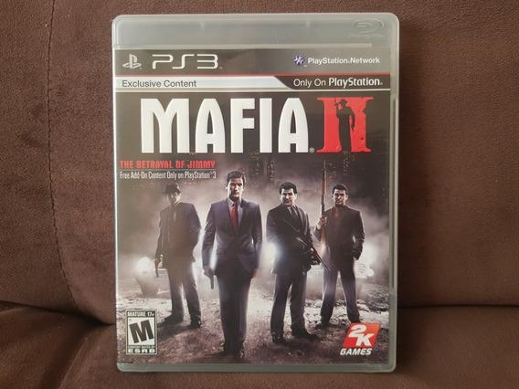 Mafia 2 Ps3 Mídia Fisica