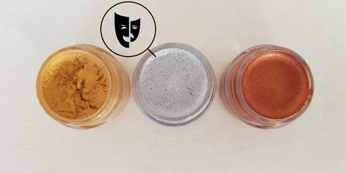 Base Cremosa Maquillaje Titi Pote 15gr - Metal Plata