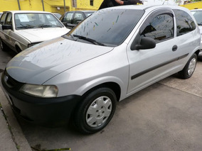 Chevrolet Celta 1.0 2001 Prata Gasolina