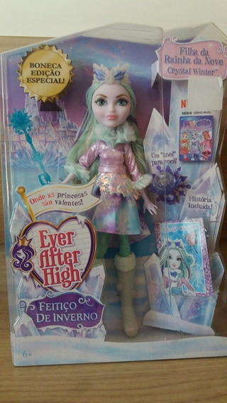 Ever After High Feitiço De Inverno Mattel
