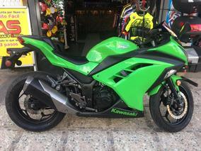 Kawasaki Ninja 300 Modelo 2015 Unico Dueño. Excelente - As