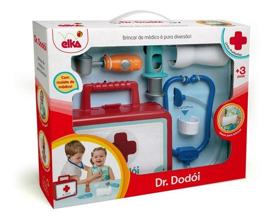 Maleta Médica Infantil - Doutor Dodói - Elka