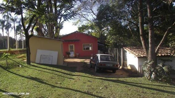 Chácara Para Venda Em Itupeva, Guacuri, 3 Dormitórios, 1 Suíte - Cg263_2-509576