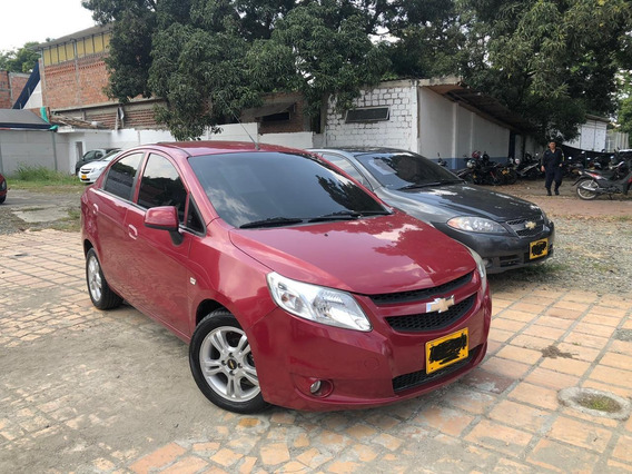 Chevrolet Sail Ltz Fe 1.4 2016
