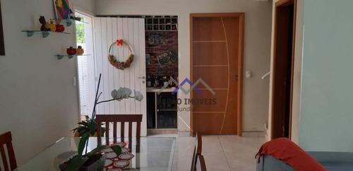 Casa Com 3 Dormitórios À Venda, 96 M² Por R$ 593.000,00 - Jardim Colônia - Jundiaí/sp - Ca1144