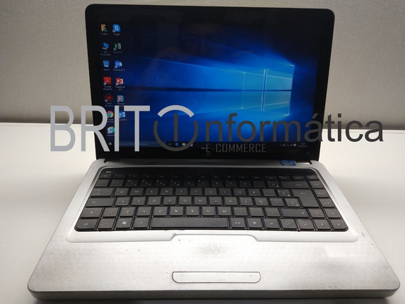 Notebook Hp G42 - Core I5 - 750gb (hdd) Ou 120gb (ssd) - 4gb
