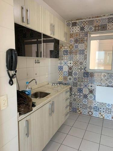 Apartamento Com 3 Dormitórios À Venda, 68 M² Por R$ 340.000,00 - Vila Endres - Guarulhos/sp - Ap16605