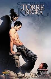 Nº 4 A Torre Negra - Traição Stephen King