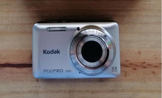 Cámara Kodak Pixpro Fz51 Digital