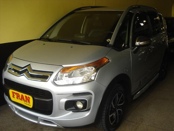 Citroën Aircross Exclusive Motor 1.6 2012 Prata