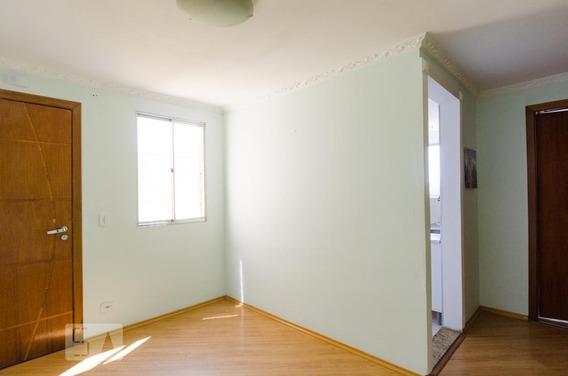 Apartamento Para Aluguel - Baeta Neves, 2 Quartos, 42 - 893021968