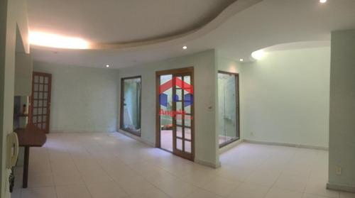 Imagem 1 de 14 de Casa Duplex 3 Quartos Em Condomínio Na Pampulha -