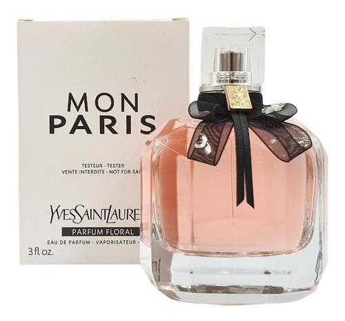Imagen 1 de 1 de Mon Paris Parfum Floral 90ml Ysl (tester)
