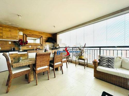 Imagem 1 de 30 de Apartamento Com 3 Dormitórios, 192 M² - Venda Por R$ 1.950.000,00 Ou Aluguel Por R$ 9.900,00/mês - Tatuapé - São Paulo/sp - Ap3146